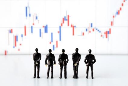 株式投資のチャート