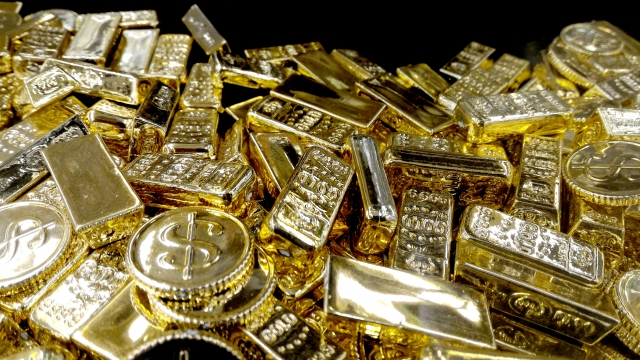 金貨ゴールドへの投資